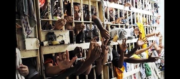 Sistema carcerário no Brasil tem 642 mil presos, mas apenas 391 mil vagas
