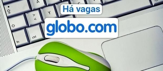 Vagas no portal Globo.com - Foto: Reprodução Pixabay.