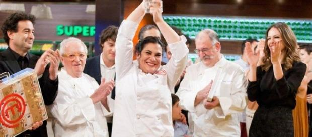Virginia, ganadora de Masterchef 4.