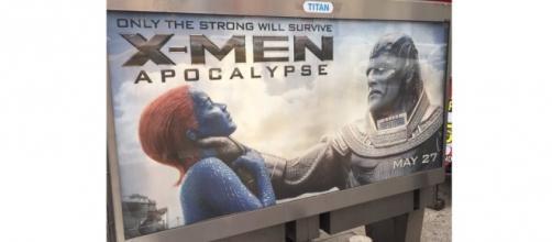 A reprodução de uma imagem sem contexto para a promoção de X-Men é alvo de crítica por mulheres