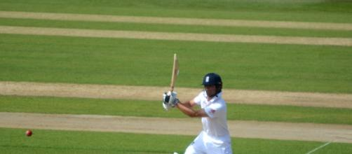 Alistair Cook - https://en.wikipedia.org/wiki/Alastair_Cook