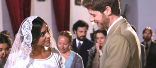 Anticipazioni - Mariana e Nicolas lasciano Il Segreto