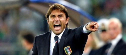 Antonio Conte, ct dell'italia e futuro allenatore del Chelsea