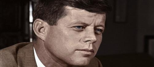 John Fitzgerald Kennedy 35° presidente degli Stati Uniti.
