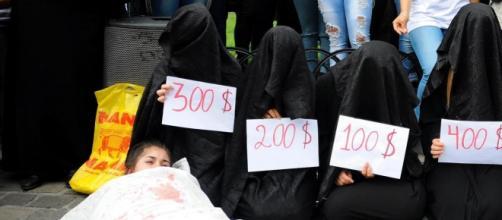 Nuova notizia choc sul traffico delle schiave sessuali dell'Isis
