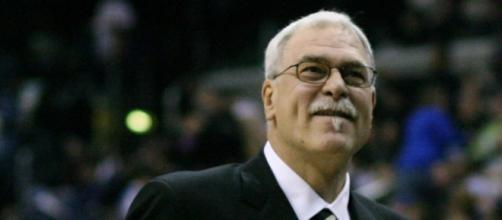 Phil Jackson has been trying to correct a franchise plagued by bad decisions/Photo via Wikipedia