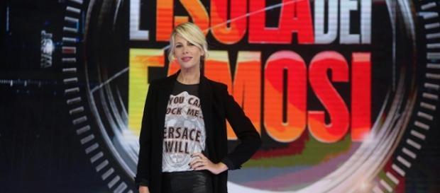 Alessia Marcuzzi e il futuro in tv: brutte notizie per la conduttrice