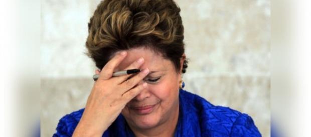 Dilma fica sem direito a comida no Palácio da Alvorada