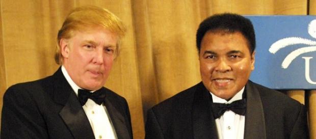 Donald Trump ha ricordato la morte di Muhamad Ali
