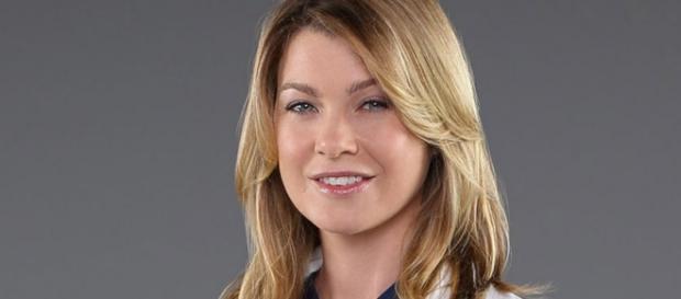 Ellen Pompeo nei panni di Meredith
