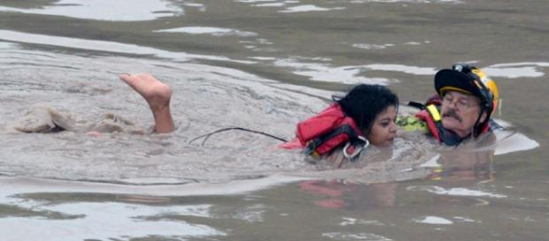 Inundații catastrofale în Texas
