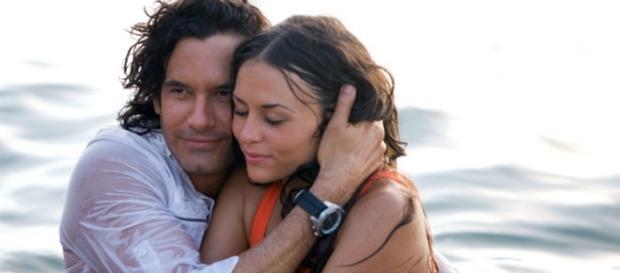 Os protagonista de Mar de Amor (Foto: Televisa)