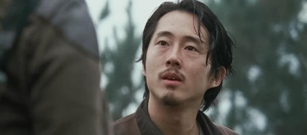'The Walking Dead' - 'East' Glenn Rhee screencap via AMC