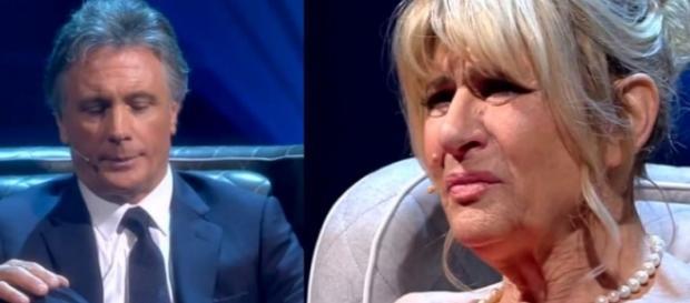 Uomini e donne over: la reazione di Gemma al 'no' di Giorgio.