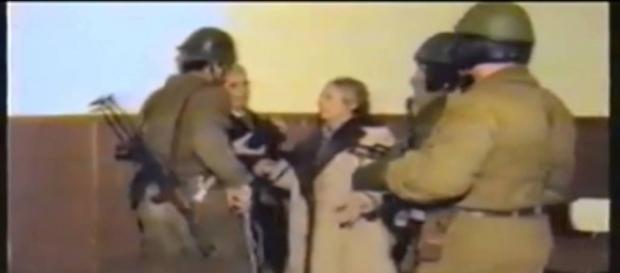 Wolność z prawem do zemsty: małżeństwo Ceausescu przed egzekucją.