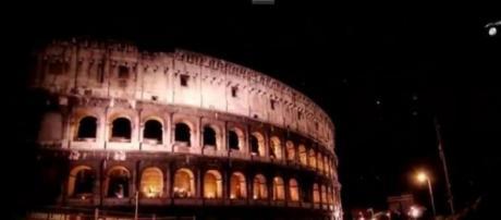 Il Colosseo nel nuovo video di propaganda dell'Isis.