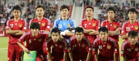 Le football chinois va tout dominer (Doha Stadium on Flickr)