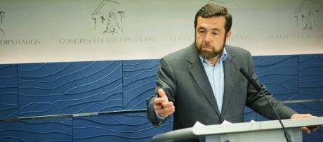 Miguel Gutiérrez, candidato de Ciudadanos.