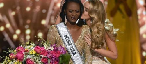 Flickr photo. Deshauna Barber, Miss USA 2016