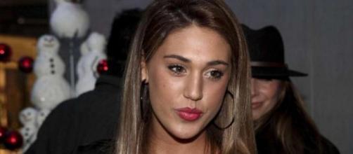 La modella argentina Cecilia Rodriguez.