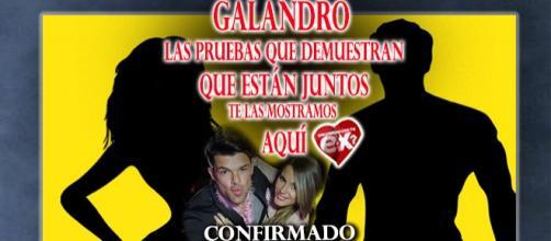 Leandro y Gala juntos en Argentina