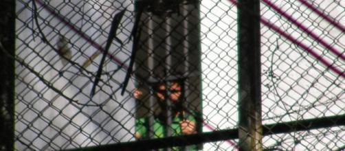 Leopoldo López tras las rejas en Ramo Verde