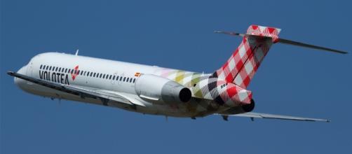 Viaggio aereo Volotea -Di Fabrizio Berni-