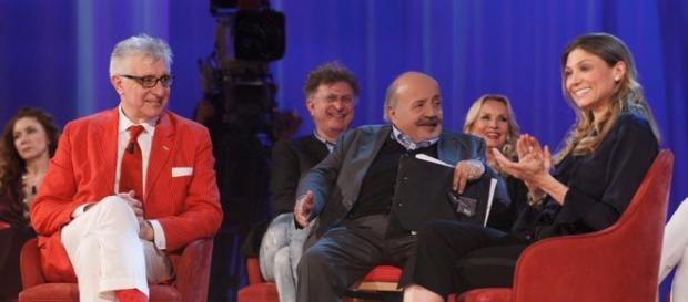 Alberico Lemme ospite del Maurizio Costanzo Show