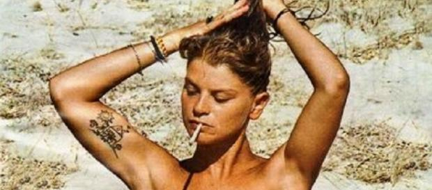 Alessandra Amoroso si gode le vacanze