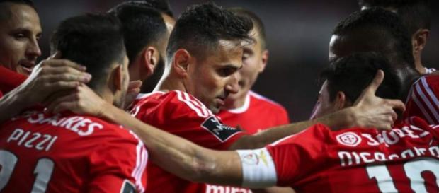 Benfica conseguiu controlar a situação perigosa
