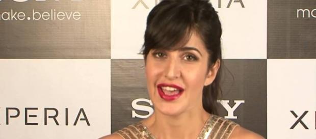 Bollywood star Katrina Kaif (YouTube)