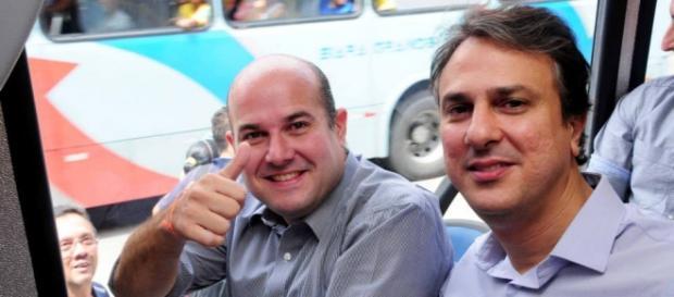 Camilo rejeita Luizianne e mantém apoio à RC para reeleição