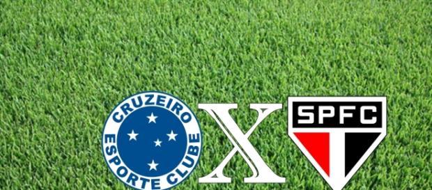 Cruzeiro x São Paulo: ao vivo na TV e onlie