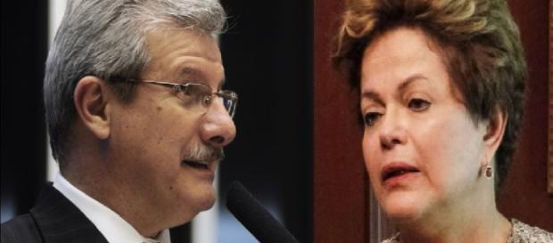 Deputado diz que Dilma não tem competência