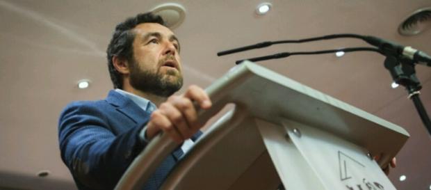 Gutiérrez es candidato por Madrid al Congreso, por Ciudadanos.