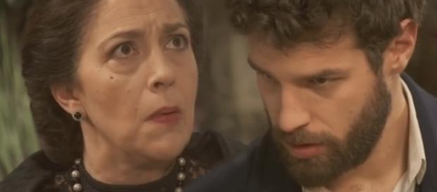 Il Segreto, anticipazioni puntata 1041: Bosco accusa Francisca