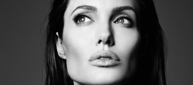 Imagen: Angelina Jolie por Hedi Slimane