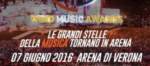 Wind Music Awards, l'evento il 6 giugno in onda il 7 e l'8.