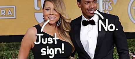 Mariah and Nick / Photo via Instagram