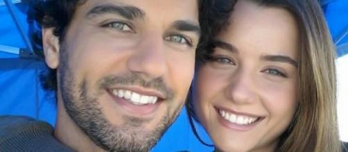 Bruno Cabrerizo e Kelly Bailey vivem dias felizes
