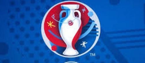 Il logo dei Campionati Europei 2016