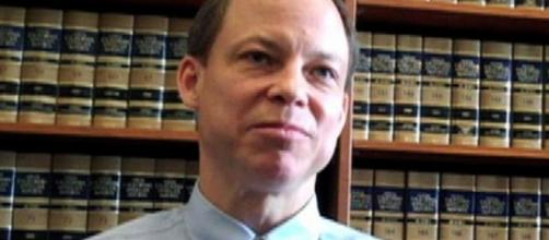 Judge Aaron Persky of the Superior Court of Santa Clara County. Credit: Everipedia