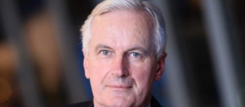 L'ex commissario europeo Michel Barnier, autore della direttiva sul diritto d'autore.