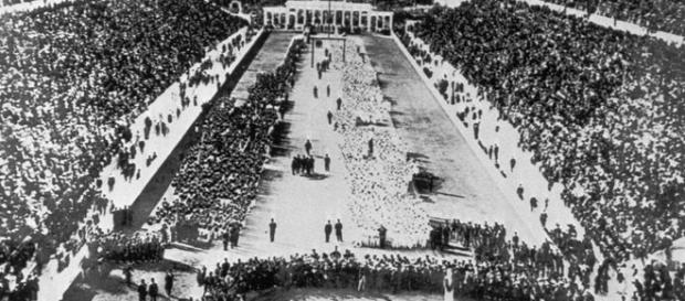 Primeiros Jogos Olímpicos da Era Moderna