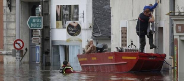 As inundações têm sido um pesadelo para os imigrantes