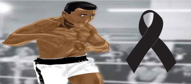 El Fallecimiento de Muhammad Ali