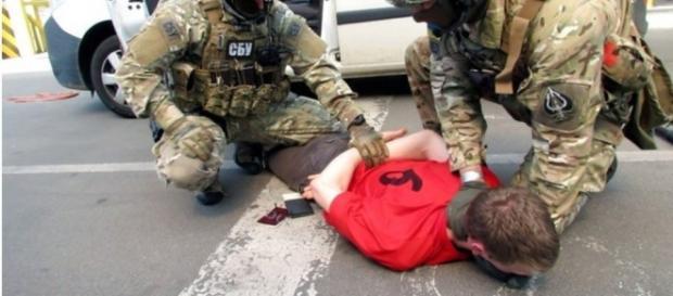 Imagen: Policía Nacional de Ucrania