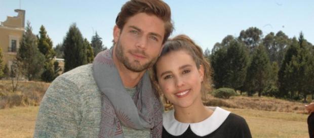 """Paulina Goto e Horacio Pancheri em """"Un Camino Hacia El Destino"""" (Foto/Divulgação: Televisa)"""