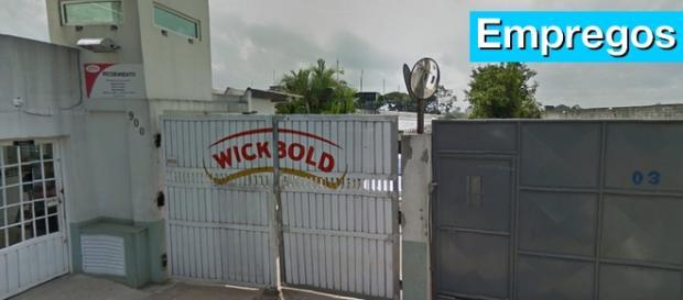 Sede da Wickbold em Diadema (Foto: Reprodução/Google)