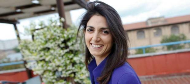 Virginia Raggi, candidato Sindaco di Roma